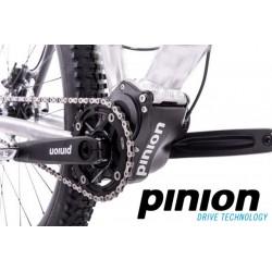0 Pinion Drive Technology